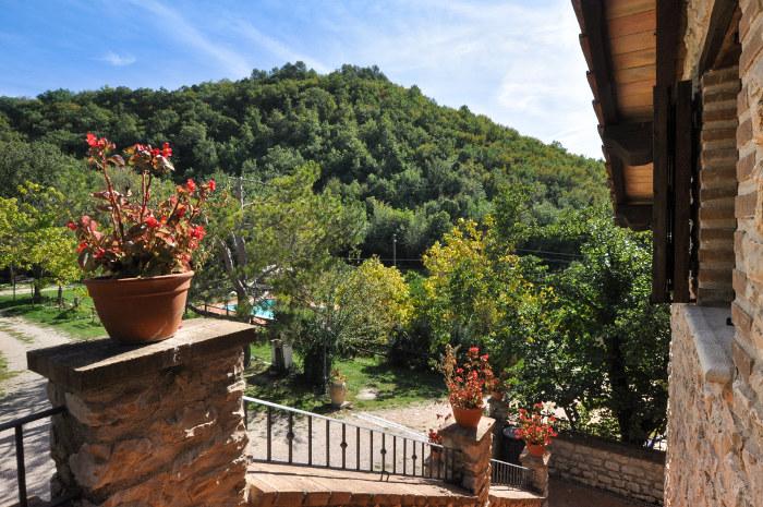 La Ciriola Agritourism Italy Umbria Marmore Falls