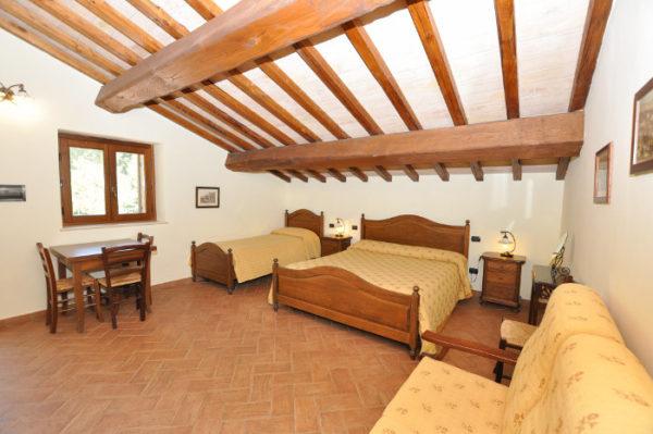 Deluxe Rooms La Ciriola Piediluco