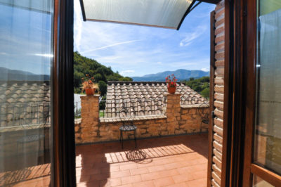 Relais Rooms views La Ciriola Piediluco