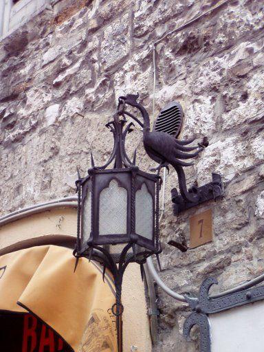 Assisi dettaglio La Ciriola