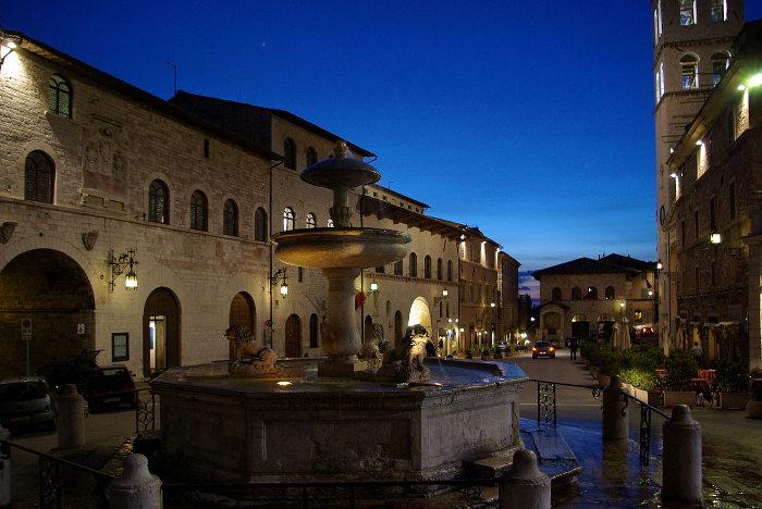 Assisi fontana