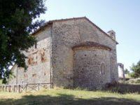 Carsulae chiesa