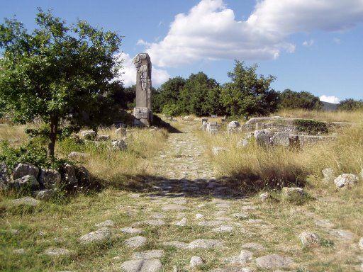 Carsulae sito archeologico