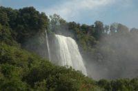 Marmore Falls Italy La Ciriola