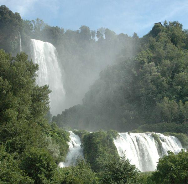 Marmore Falls La Ciriola