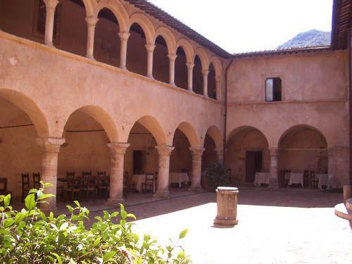 Ferentillo San Pietro in Valle interno