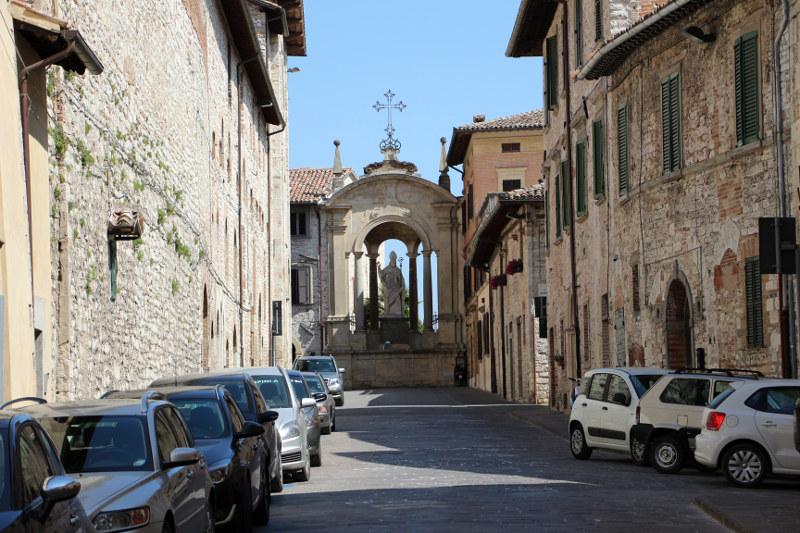 Gubbio Corso Garibaldi