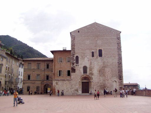 Gubbio Umbria