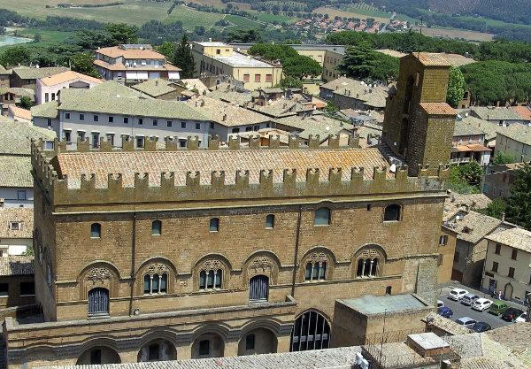 Orvieto Palazzo del Popolo