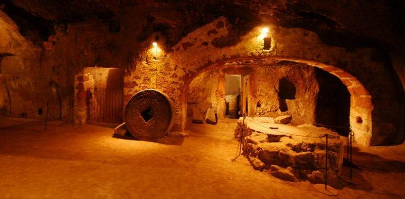 Orvieto sotterranea pozzo