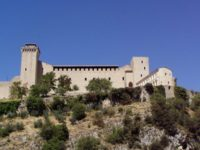 Spoleto Rocca La Ciriola