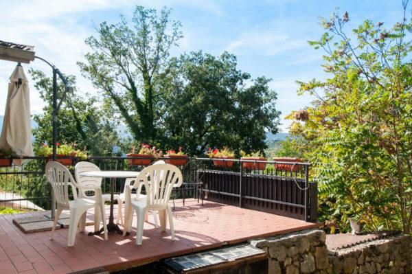 Camere Traditional vista Agriturismo La Ciriola Cascata delle Marmore