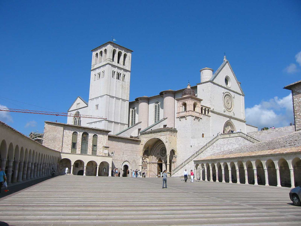 Assisi San Francesco