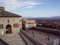 Assisi Umbria La Ciriola