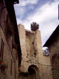 Assisi scorcio