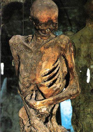 Ferentillo Mummia