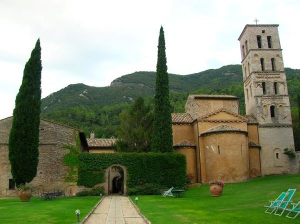 Ferentillo San Pietro in Valle Umbria