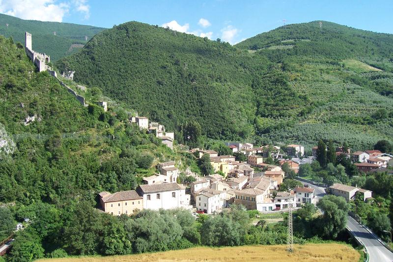 Ferentillo Umbria