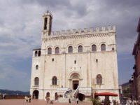 Gubbio Palazzo dei Consoli La Ciriola