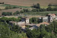 Narni Castello San Girolamo