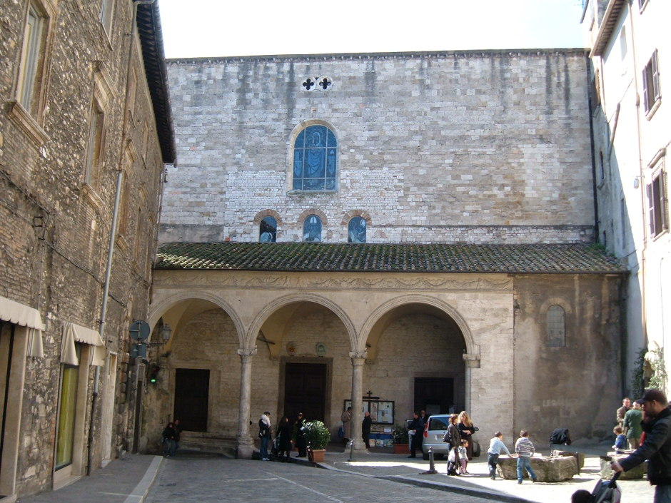 Narni Chiesa San Giovenale