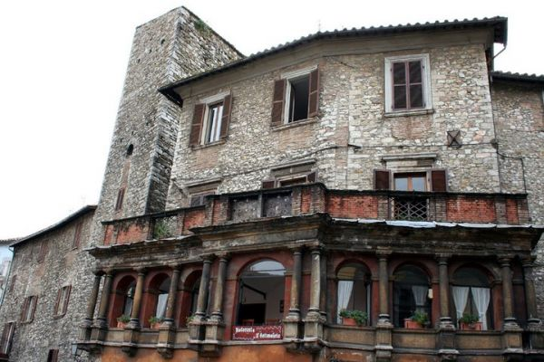 Narni Umbria La Ciriola