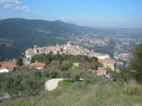 Narni panorama dalla Rocca Albornoz
