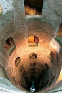 Orvieto Pozzo di San Patrizio