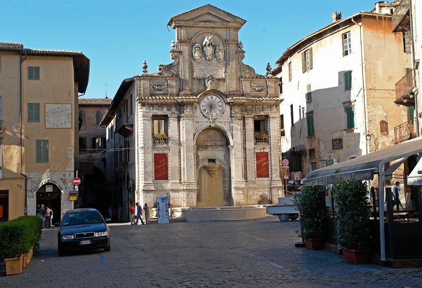 Spoleto centro