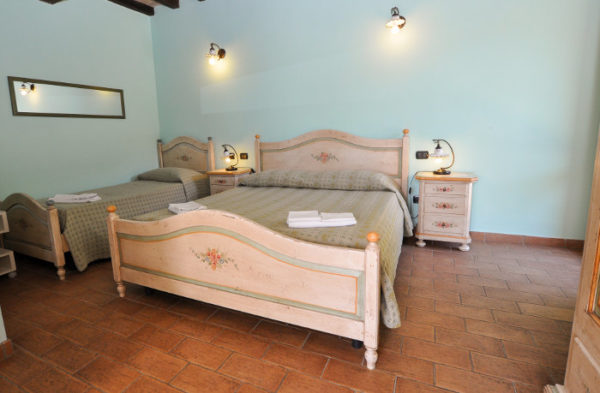 Camera con cucina Relais Agriturismo La Ciriola Cascata delle Marmore Piediluco