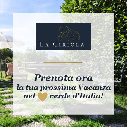 Prenota Agriturismo La Ciriola Cascata delle Marmore Piediluco